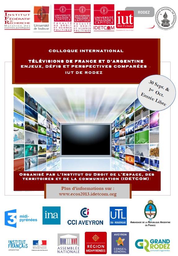 Affiche colloque international