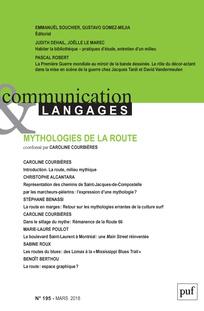 Revue communication et langages