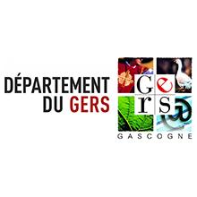 Logo Département du Gers